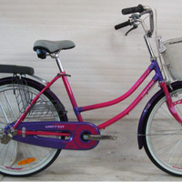 Sepeda Mini Keranjang / City Bike 24 United Class X