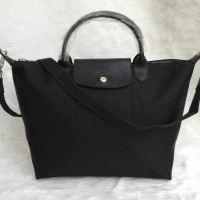 TAS LONGCHAMP ORIGINAL LE PLIAGE NEO MEDIUM BLACK