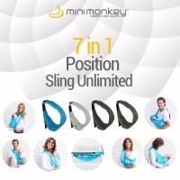 Mini Monkey Sling Unlimited 7 in 1