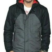 Jual Jaket Windbreaker Outdoor Grey Sporty Murah