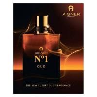 Original Eropa Parfum Pria Aigner Aigner No.1 Oud