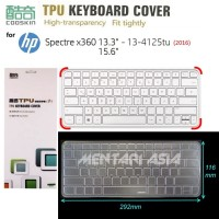 Keyboard Protector for HP Spectre X360 : COOSKIN Premium TPU