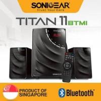 Jual SPEAKER SONIC GEAR TITAN 11 BTMI BLUETOOTH USB RADIO Murah