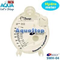 Resun SWH-04 Pengukur Salinitas Seawater Hydrometer