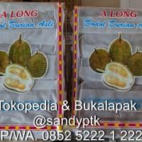 Jual Lempok - Dodol Durian Along Khas Pontianak Kemasan Besar Murah