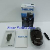 Jual Philips Electric Shaver Plus Alat Cukur (PQ206) Murah
