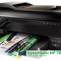 HP Officejet A3 7612 All in One Printer (Print,Scan,Copy,Fax,Web,wifi)