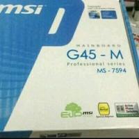 MOTHERBOARD MSI G45M SOC 775 / LGA775
