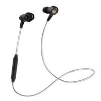 Run Free Pro HD Wireless Sport Bluetooth In-Ear Earphone SOUL Black