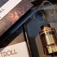 Jual Authentic The Troll RTA Gold Edition ( not Druga Goon VGood ) Murah