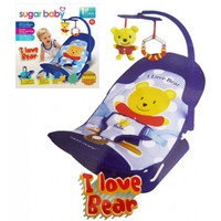 Jual Sugar Baby Bouncer I LOVE BEAR Murah