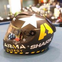 Helm Shark Racer R Pro Carbon Skin Ridding Mate