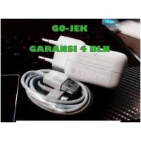 GARANSI+100% ORI APPLE (NO OEM) PAKET CHARGER+USB IPAD 1|2|3