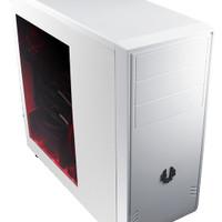 BitFenix Comrade Window White Mid Tower ATX Gaming Case