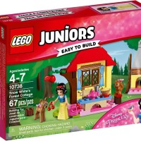 Lego Juniors 10738 Snow White's Forest Cottage