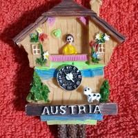 tempelan kulkas baru oleh oleh negara austria