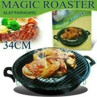 Jual Alat Panggang Magic Roaster Grill | Pemanggang Magic Roaster Maspion Murah