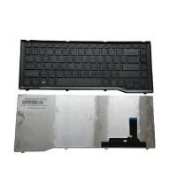 ORIGINAL Keyboard Laptop Fujitsu Lifebook LH532, LH 532, LH522 Series