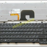 keyboard LAPTOP ORIGINAL dell alienware m14x