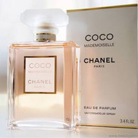 parfum original chanel coco mademoiselle 100ml edp unbox ori rijek