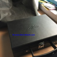 MuS Watch Genuine Calf Leather Box ( 6 Slot ) v2.0