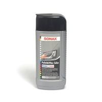 Pengkilap Mobil / Sonax Nano Pro Polish & Wax Color Silver 250