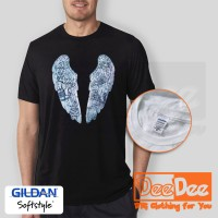 Kaos Gildan Coldplay Ghost Stories - T Shirt Cowok / Cewek