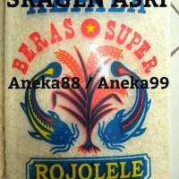 beras / rojolele / beras slyp super
