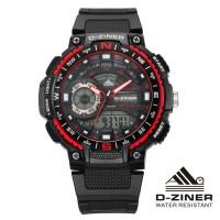 Jual jam tangan pria original bergaransi skmei gshock dziner digitec Murah