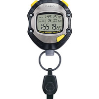 Stopwatch Casio HS-70W Digital 100 Lap Memory - Stop Watch Casio