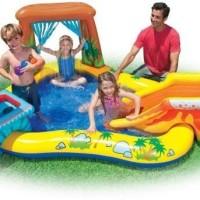 Kolam Renang Dinosaurus Kids Swimming Pool Intex 57444