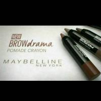 Maybelline Brow Drama Pamode Crayon