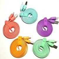 Kabel Data Vivan Charger CSL 100 Iphone 5 / 5s / 6 / Ipad air / Mini