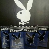 Playboy Edt King Of The Game 100ml