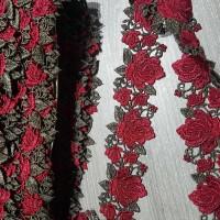 Jual renda   ukuran 5cm Murah