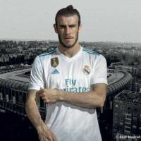 JERSEY REAL MADRID HOME + FIFA 2017/2018 GRADE ORI