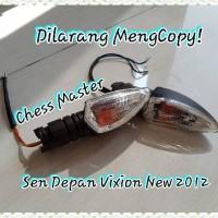 harga Lampu Sen Depan Yamaha Vixion New 2012 Model Karet Tokopedia.com