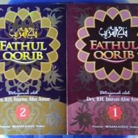 Fathul Qarib Qorib Terjemah Lengkap 1 Set berisi dua Jilid