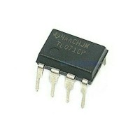 TL071 TL071CP DIP-8 Low Noise JFET Input Operational Amplifiers
