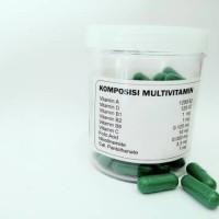 Vitamin gemuk/obat gemuk LBC trial