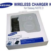 PROMO Charger Kit Wireless Samsung Note 3 - Original Samsung