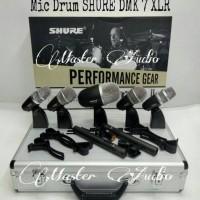 Mic Drum SHURE DMK 7 XLR-7 KIT