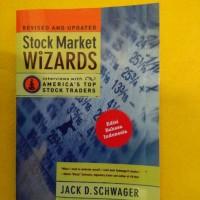 Stock Market Wizard - Jack D. Schwager