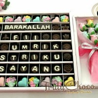 kado coklat ulang tahun untuk istri, teman, pacar, kerabat