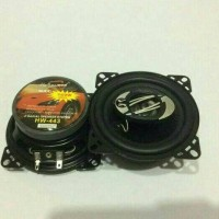 "SPEAKER COAXIAL 4""HOLLYWOOD HW-443"