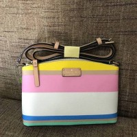 Tas Kate Spade Original / Katespade Millie Grove Street Dune Stripes