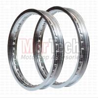 Velg Pelek Rim Jari-jari RIng 14-140 &160 36H Besi DID Chrome 1 set