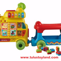 Vtech Sit to Stand Alphabet Train walker