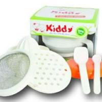 Jual Set Perlengkapan Alat  Makan Bayi - Baby Kiddy Food Maker 7 in 1  Murah