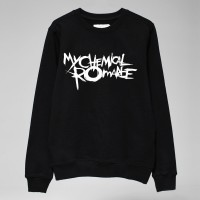 SWEATER MY CHEMICAL ROMANCE HOODIE MCR